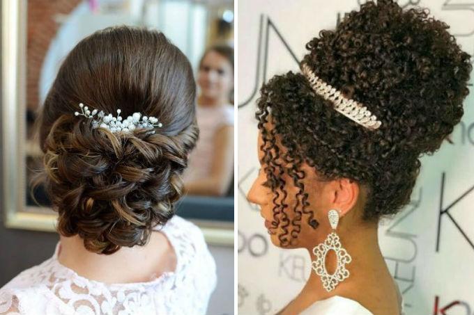 Dicas: Penteados para Casamento