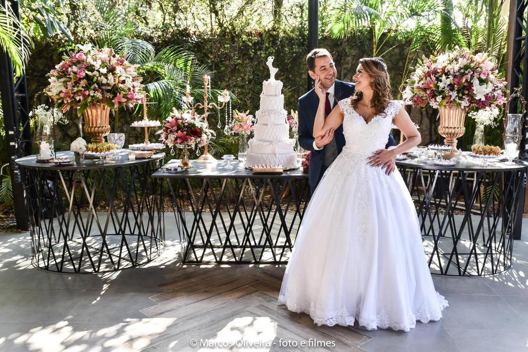 Espaços e Buffet para Casamento 1