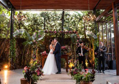 decoração para elopmentwedding